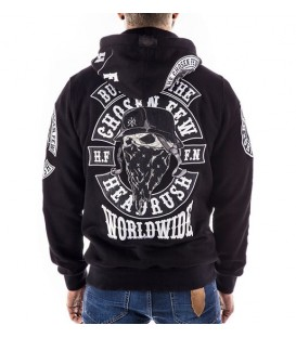 Headrush Zip Hoody The On My Side