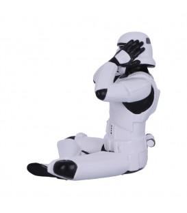Nemesis Stormtrooper Figur nichts böses hören