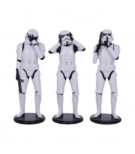 Nemesis Now Stormtrooper 3er Set