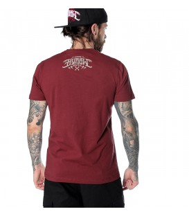 Hyraw Shirt Red Blazon
