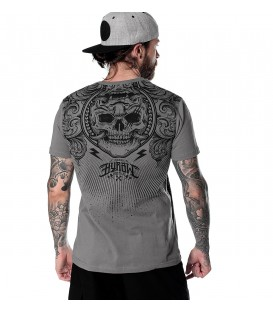 Hyraw T-Shirt Grey Mask