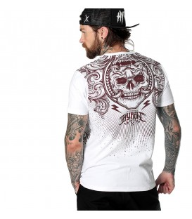 Hyraw T-Shirt White Mask