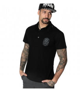 Hyraw Polo Hemd Black Badge