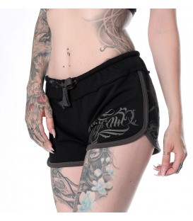 Hyraw Shorts Black Badge