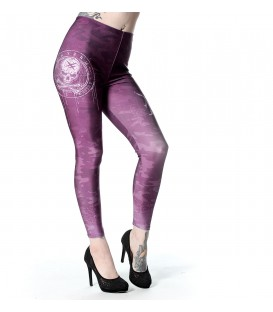 Hyraw Leggings Pink Blazon