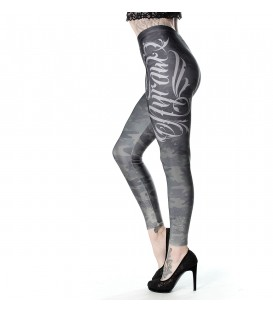 Hyraw Leggings Grey Blazon