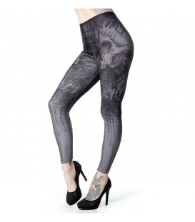 Hyraw Leggings Cemetery
