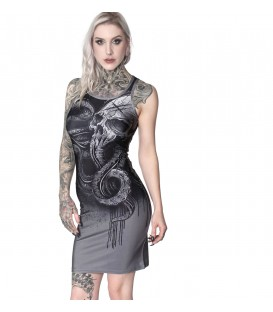 Hyraw Dress Kraken