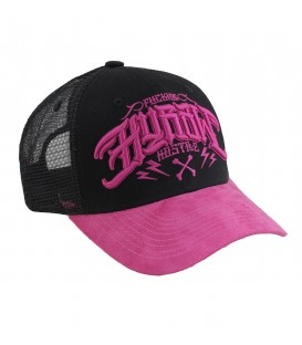 Hyraw Snapback Cap Pink Origin