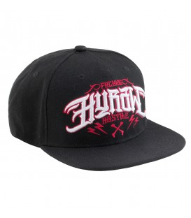 Hyraw Snapback Cap Red Fuck