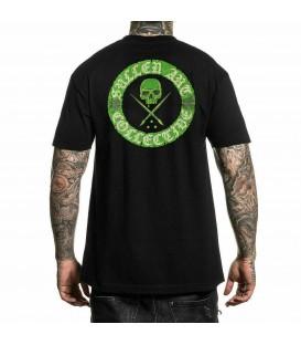 Sullen Shirt Paddy Badge