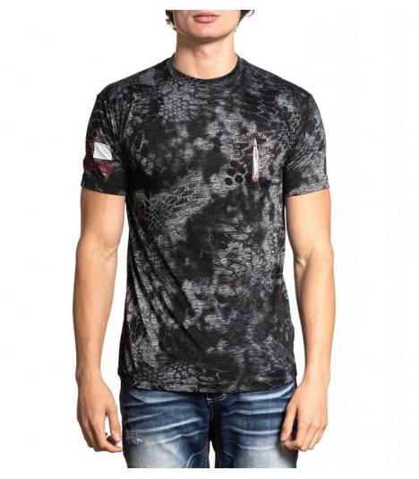 Affliction Shirt CK Rifling
