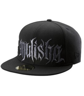 Metal Mulisha New Era Cap Rematch Black